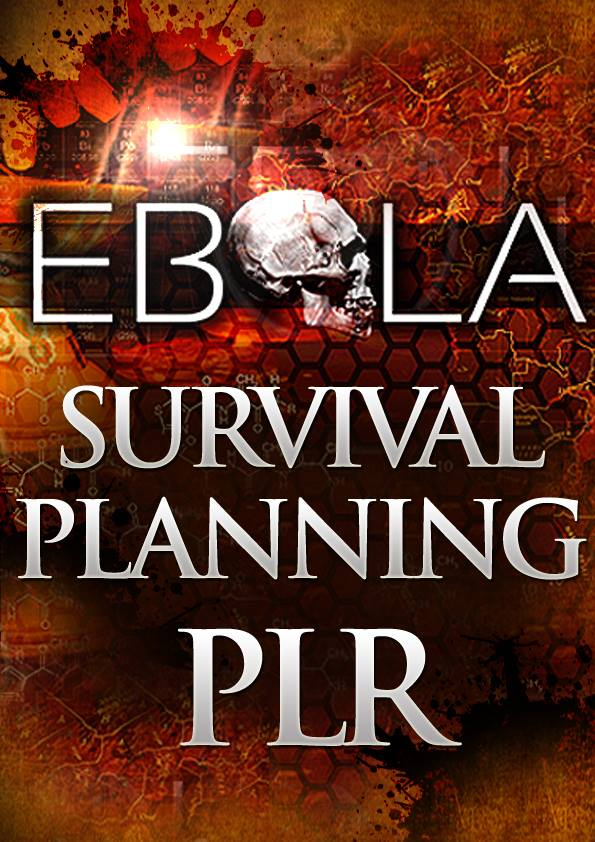 Ebola Survival Planning PLR