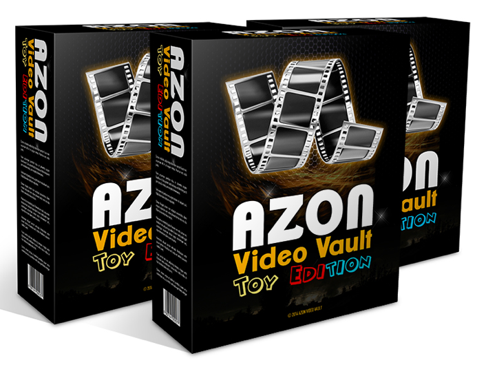 Azon Video Vault Toy Edition