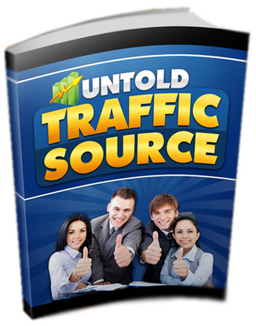 Untold Traffic Sources