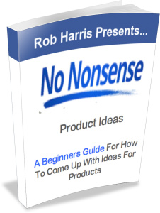 No Nonsense Product Ideas