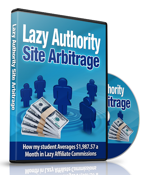 Lazy Authority Sites Arbitrage