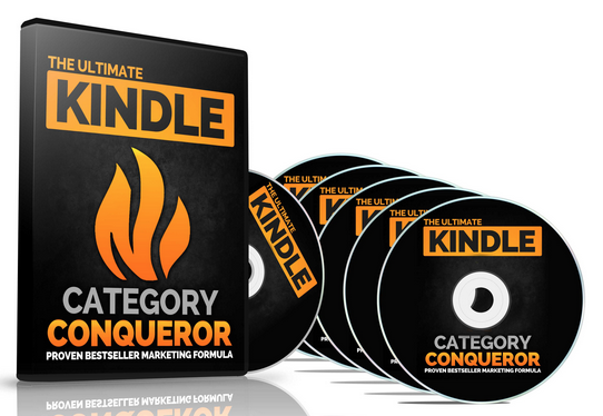 Kindle Category Conqueror