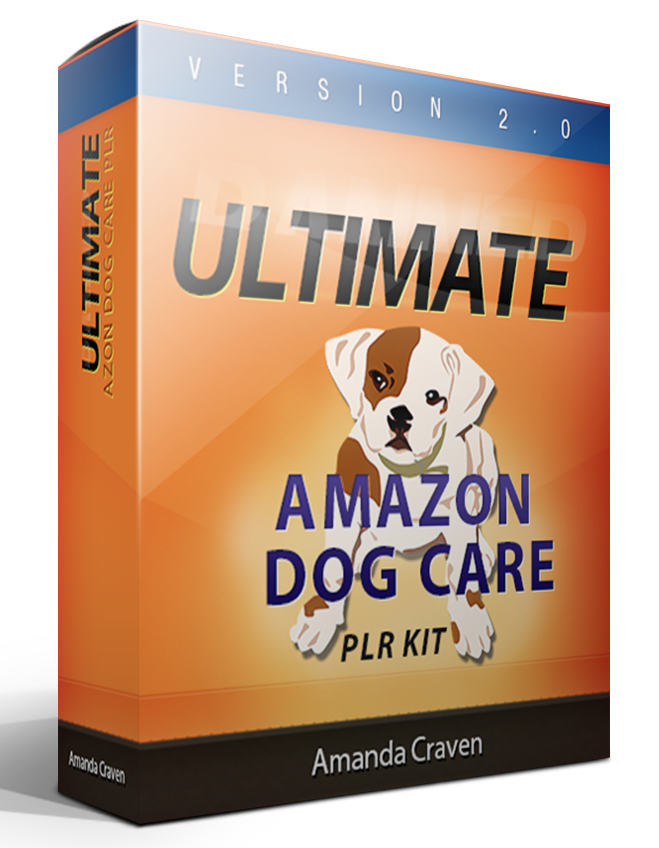 Azon Dog Care PLR