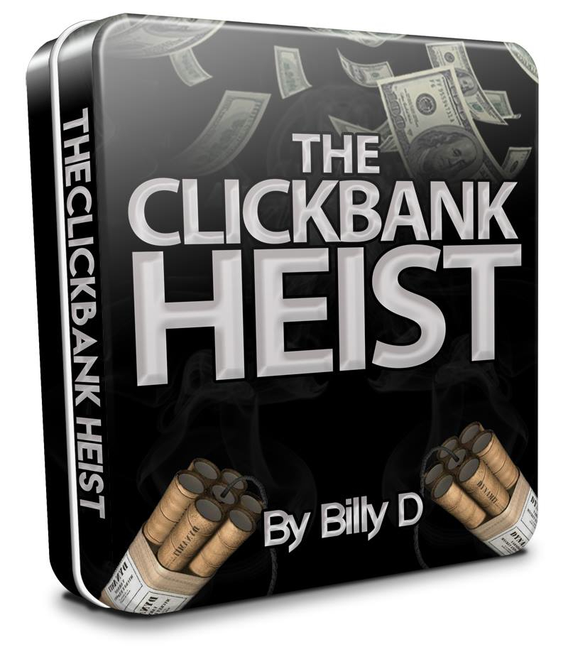 The Clickbank Heist