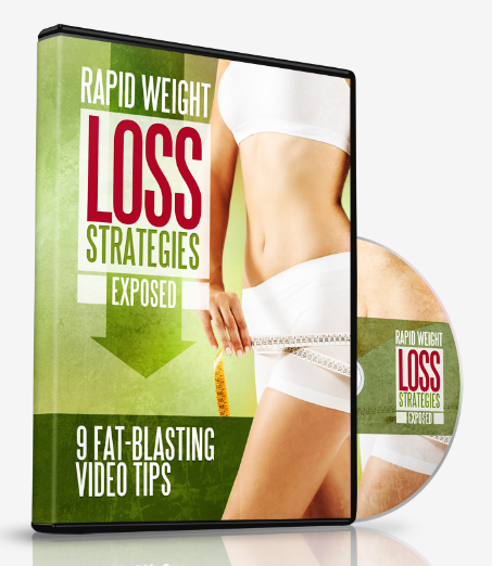 Rapid Weight Loss Strategies PLR Videos