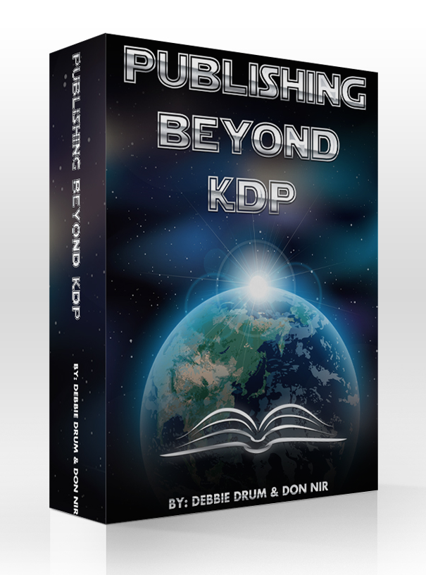 Publishing Beyond KDP