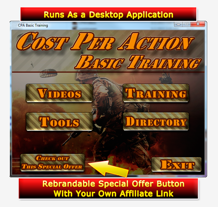 CPA Training Software PLR