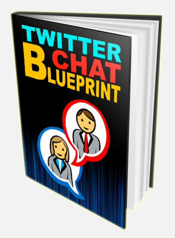 Twitter Chat Blueprint