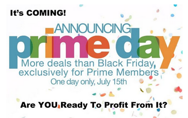 Amazon Prime Day Authority Informer