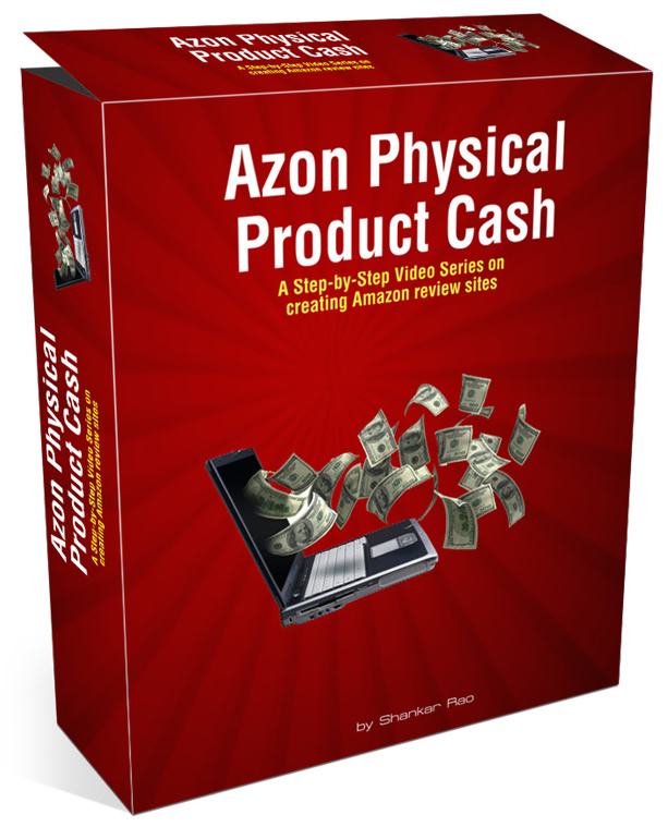 Azon Physical Product Cash