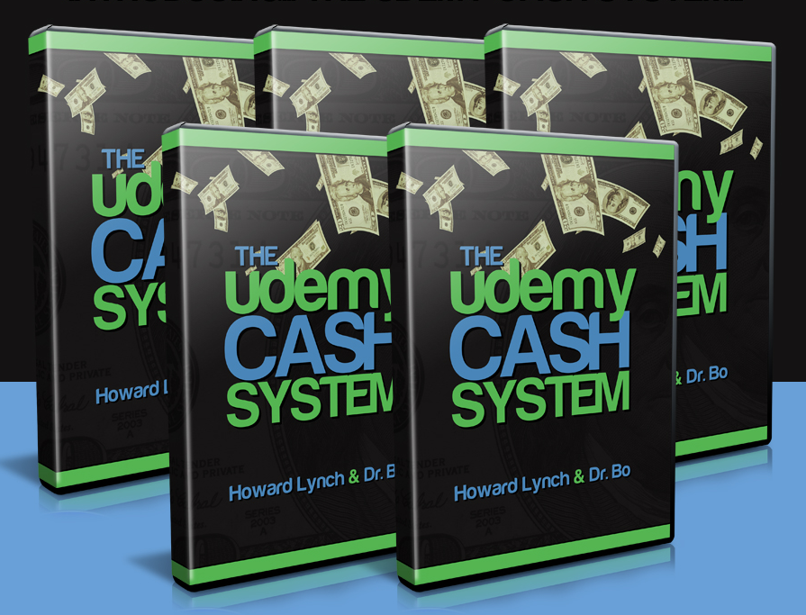Udemy Cash System