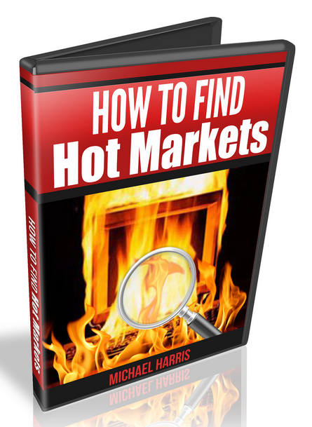 How To Find Hot Markets