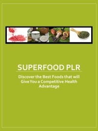 SuperFood PLR