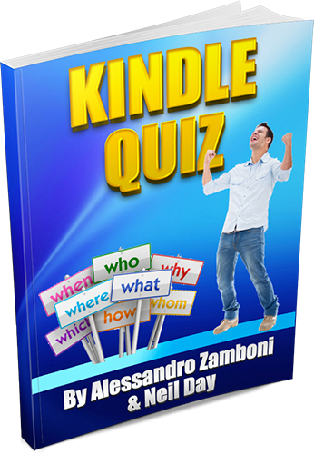 Kindle Quiz