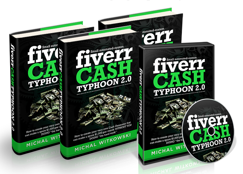 Fiverr Cash Typhoon 2.0