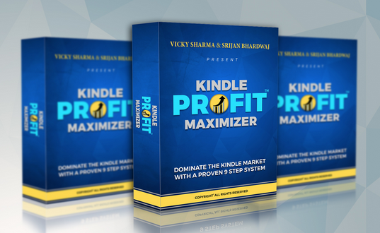 Kindle Profit Maximizer