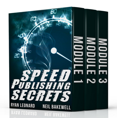 Speed Publishing Secrets