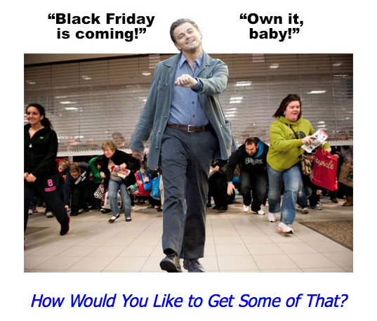 Cash In On Black Friday 2015