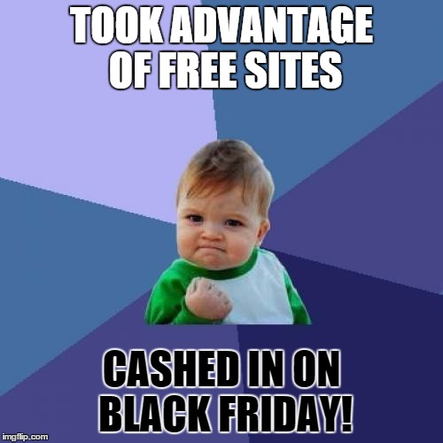 Black Friday PLR Creation