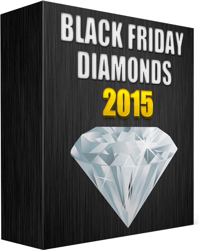 Black Friday Diamonds 2015