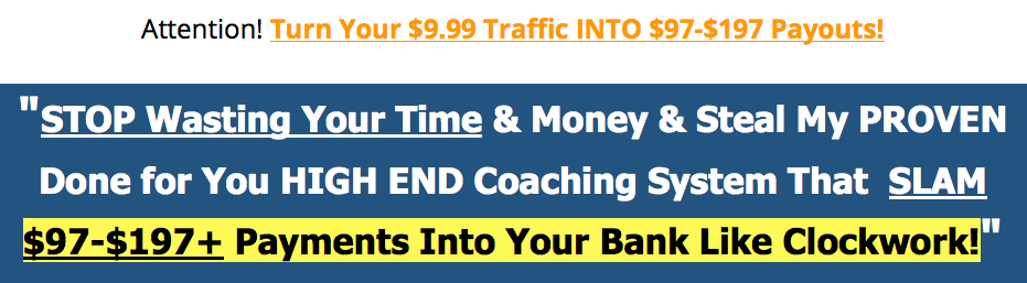 $5K Month Resell Rights Coaching