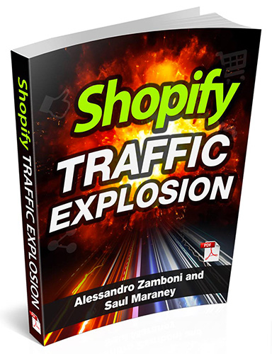 Shopify Traffic Explosion