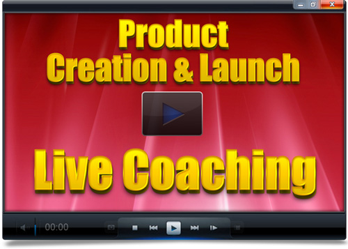 2016 Product Creation and Launch Group Coaching