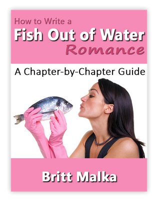 How to Write a Fish Out of Water Romance