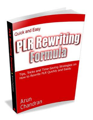 PLR Rewriting Formula