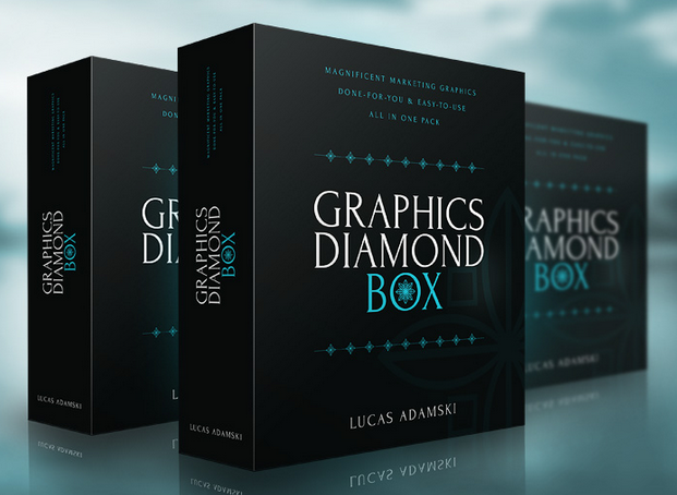 Graphics Diamond Box