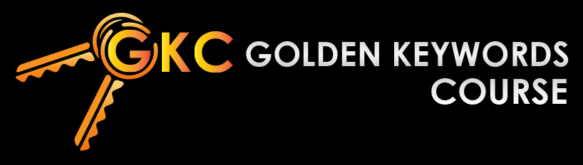 Golden Keywords Course