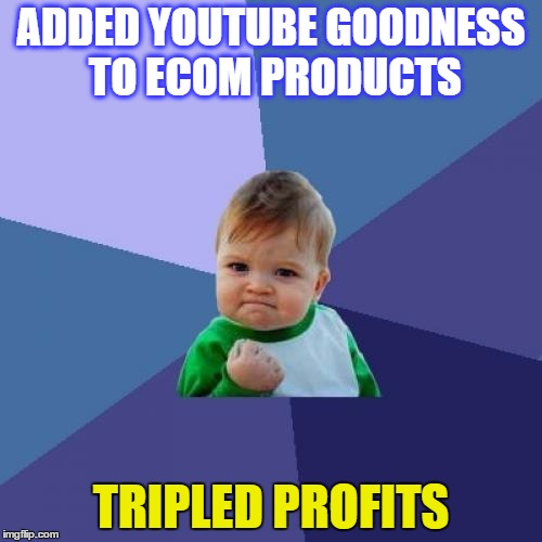 Ecom & Youtube Connection