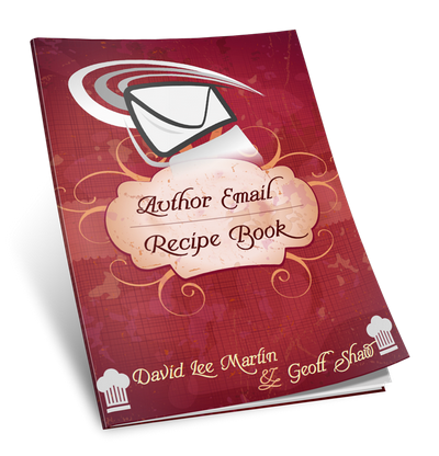 Author Email Recipe Book