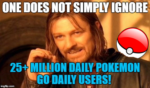 Making Money with Pokemon Go