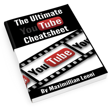 Ultimate Youtube Cheatsheet