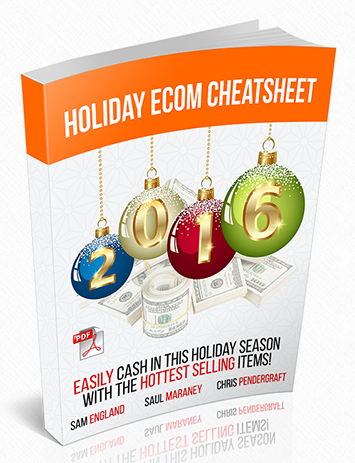 Holiday Ecommerce Cheatsheet