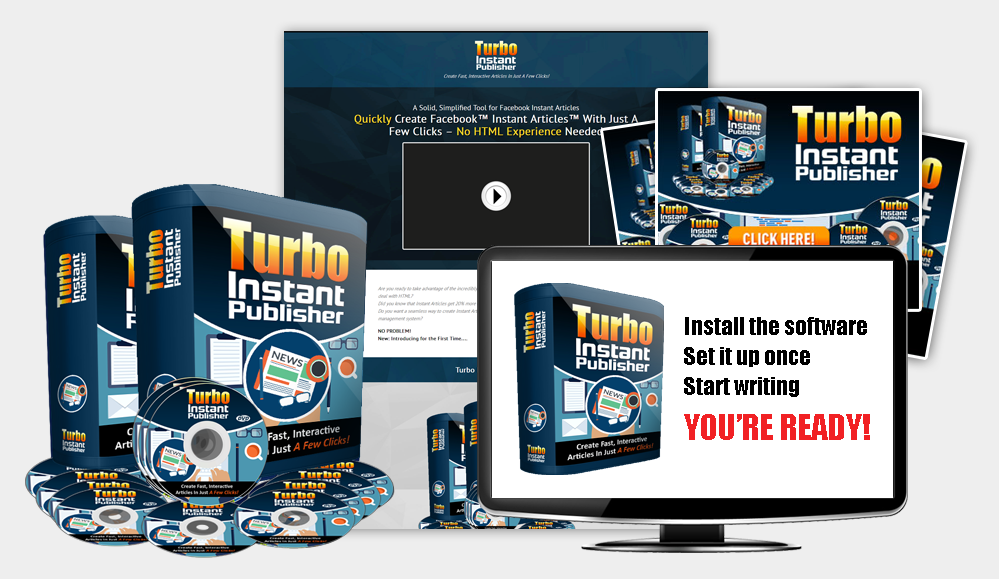 Turbo Instant Publisher
