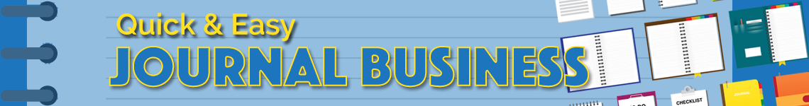 Quick And Easy Journal Business