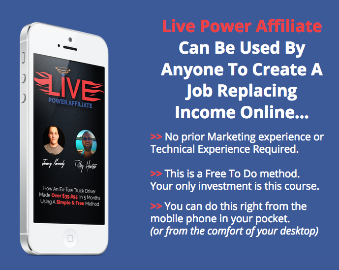 Live Power Affiliate
