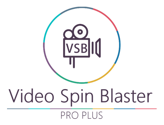 Video Spin Blaster Pro Plus