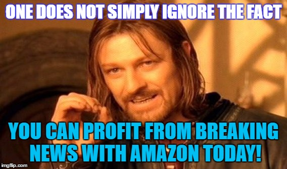 """Amazon News Trends Profits"""