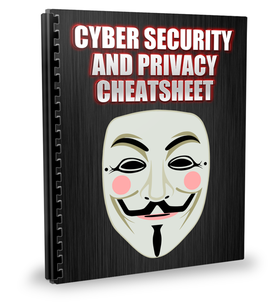 Cyber Security and Privacy Cheatsheet