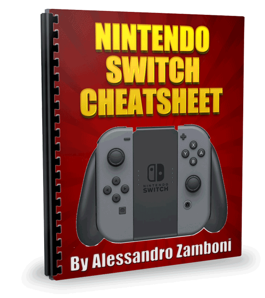 Nintendo Switch Cheatsheet