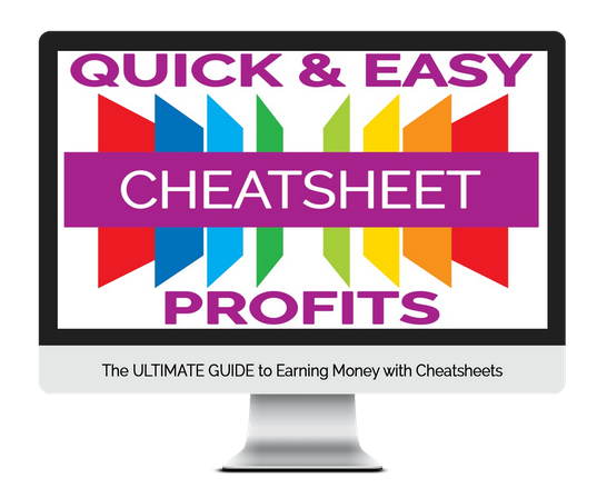 Quick & Easy Cheatsheet Profits