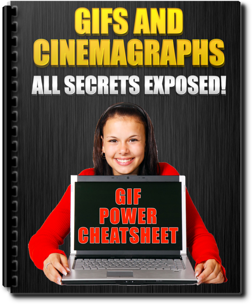 GIF and Cinemagraphs Cheatsheet