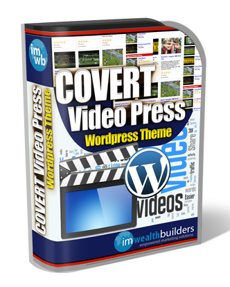 Covert VideoPress 3.0