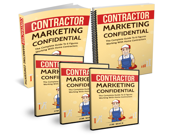 Contractor Marketing Confidential