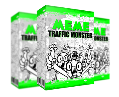 Meme Traffic Monster