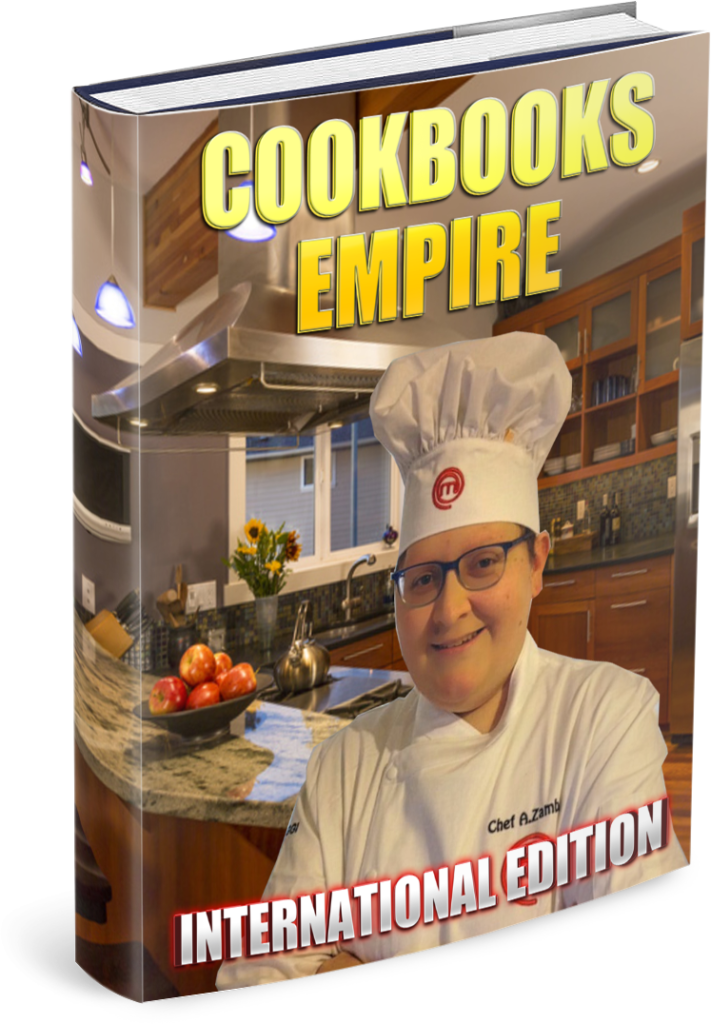 Cookbooks Empire International
