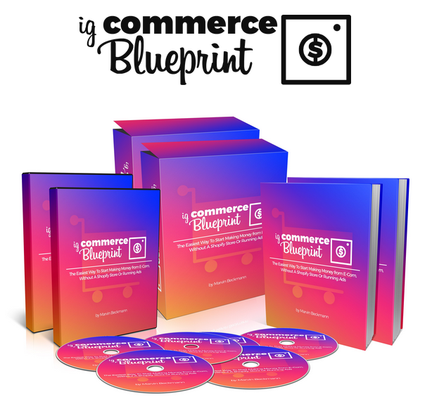 IG Ecommerce Blueprint